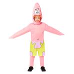 SpongeBob SquarePants Patrick Costume - Size 3-4 Years - 1 PC