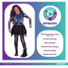 Skeleton Sustainable Costume - Age 3-4 Years - 1 PC