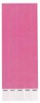 Pink Wristbands - 3 PKG/250