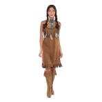 Western Native American Dress - 1 PC
