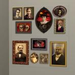 Gothic Portraits Add-Ons 1.65m x 85cm - 12 PKG/2
