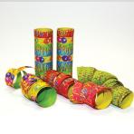 Balloon Party Serpentine Rolls  - 4mm x 14mm (9 throws per roll) 24 PKG/3