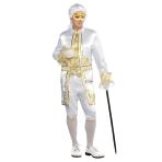 Adults Casanova Venetian Costume - Standard/M - 1 PC