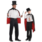 Magician Cape - Size Child/Adults - 2 PC