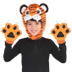 Tiger Costume Kit - Size Child - 2 PC