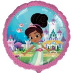 Nella The Princess Knight Standard HX Foil Balloons S60 - 5 PC