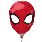 Spider-Man MiniShape Foil Balloons A30 - 5 PC