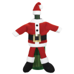 Santa Wine Bottle Jackets - 12 PC