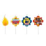 Fireman Sam Candle Set - 5 PKG/4
