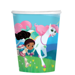 Nella The Princess Knight Paper Cups 250ml - 6 PKG/8