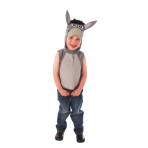 Donkey Nativity Costume - Age 3-5 Years - 1 PC