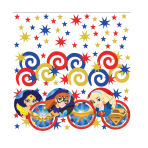 DC Super Hero Girls 3 Pack Confetti - 12 PKG