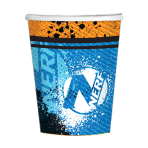 NERF Paper Cups 250ml - 6 PKG/8