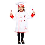 Peppa Pig Chef Costume - Age 3-4 Years - 1 PC