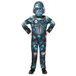 Gamer Boy Costume - Age 6-8 Years - 1 PC