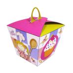 Little Cooks Cake Boxes 8.5cm x 7.5cm - 6 PKG/6