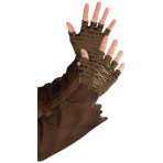Witch Doctor Cropped Fingerless Gloves - 3 PC