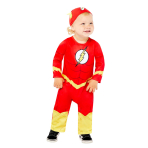 The Flash Costume - Age 2-3 Years - 1 PC