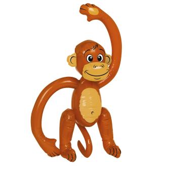 Monkey Inflatables 59cm - 12 PC