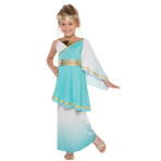 Girls Venus Goddess Costume - Age 12-14 Years - 1 PC