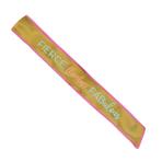 Confetti Fun Fabric Sashes 1.52m - 6 PC
