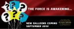 The force is awakening!