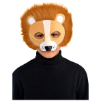Lion Mask - Size Child - 6 PC