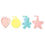 Pastel Colour Balloon Weights 8g/0.28oz - 50 PC