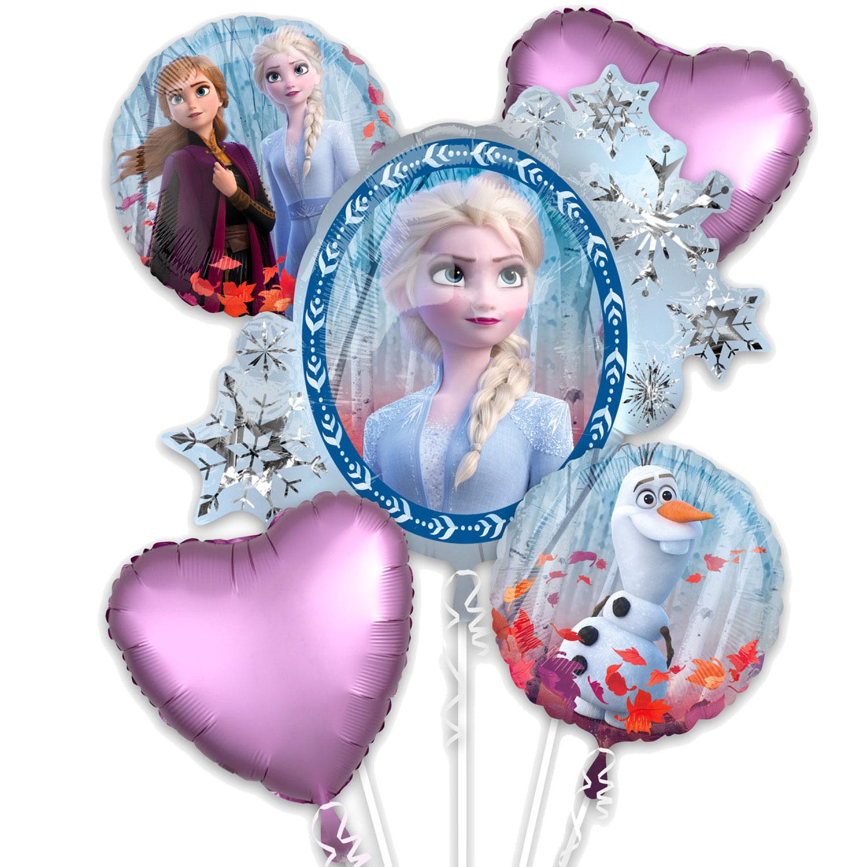 Disney Frozen 2 Foil Balloon Bouquet Cluster