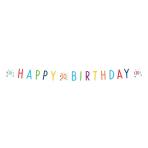 Confetti Birthday 30th Birthday Letter Banners 1.8m - 10 PC