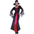 Adults Countess Vampiretta Costume - Size 8-10 - 1 PC