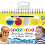 Endless possibilities with new Snazaroo face paint kits