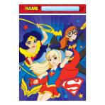DC Super Hero Girls Loot Bags - 6 PKG/8