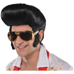 50s Classic The King Wig - 3 PC