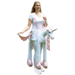Ride on Unicorn - Age Adult - 1 PC