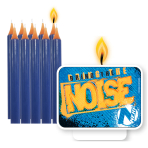 NERF Candles - 6 PKG/11