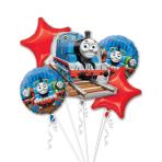 Thomas & Friends Foil Balloon Bouquets P75 3 PC