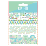 Shimmering Party Iridescent Confetti 34g - 12 PC