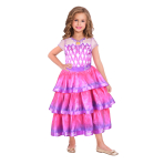 Barbie Gem Ballgown - Age 5-7 Years - 1 PC