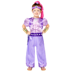 Shimmer Costume - Age 4-6 Years - 1 PC