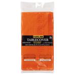 Orange Peel Paper Tablecovers 1.37m x 2.74m - 6 PC