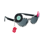 Fun Shades Classic 50's Tinted - 6 PKG