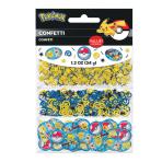 Pokémon 3 Pack Confetti - 12 PKG