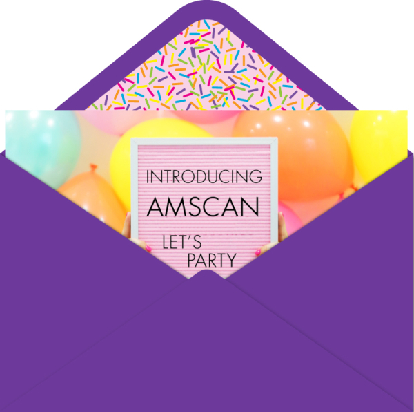 Have you heard   we have a NEWsletter : Amscan International