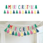 Festive Friends Letter Banner Kits - 6 PKG/2