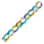 Bubble Guppies Chain Link Garlands 3.6m - 12 PKG