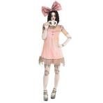 Creepy Doll Costumes - Size 8-10 - 1 PC