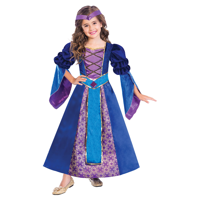 Goddess Princess Costume Age 5-7 Years