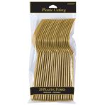 Gold Forks - 12 PKG/20