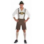 Adults Mr. Oktoberfest Men Costume - Size M/L - 1 PC
